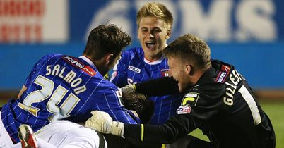 Carlisle: Celebrate cup shock