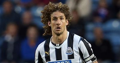 Fabricio Coloccini: Ruled out of Liverpool clash through injury