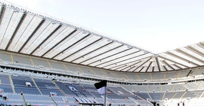 Newcastle United: Claim to have Europe's largest family enclosure area