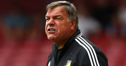 Sam Allardyce: Happy with opening win and will not be dipping back into transfer market
