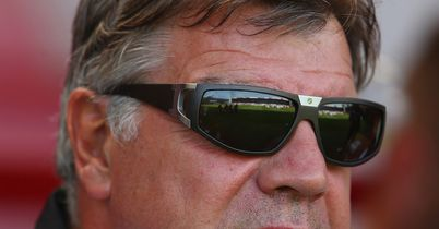 Sam Allardyce: Cool customer when it comes to window shopping