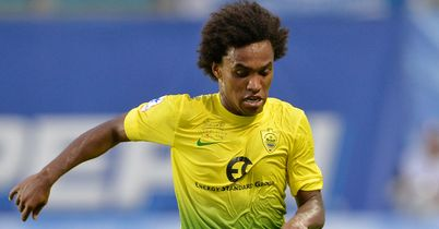 Willian: On verge of Chelsea move