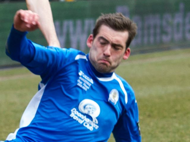 Michael Paton: Scored for Queen of the South