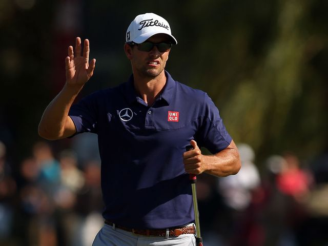 Adam Scott: Won by one at Liberty National