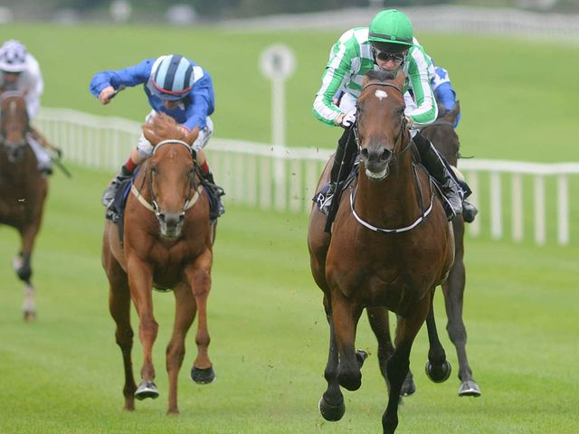 War Command: Comfortable victory at the Curragh