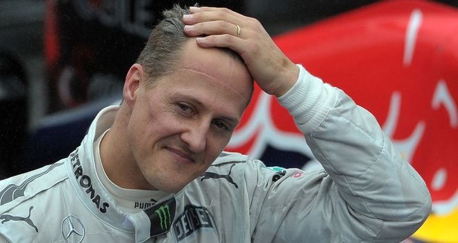 Michael Schumacher: Rejected chance to drive for Lotus