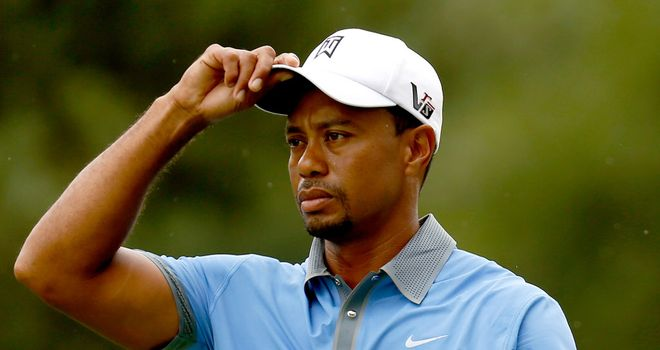 Tiger Woods: Well backed to end his major wait at Oak Hill