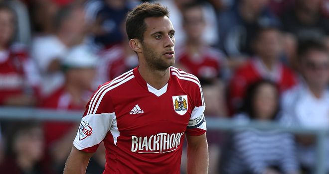 Sam Baldock: Rescued a point for the Robins