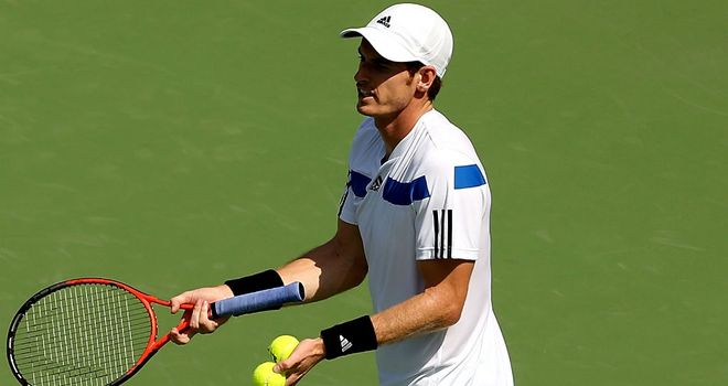 Andy Murray: Was not at his best in third round of Rogers Cup