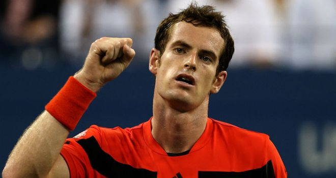 Andy Murray: The defending US Open champion faces Leonardo Mayer next