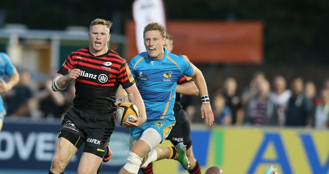"Chris Ashton: Watching Lions and England was ""difficult viewing"""
