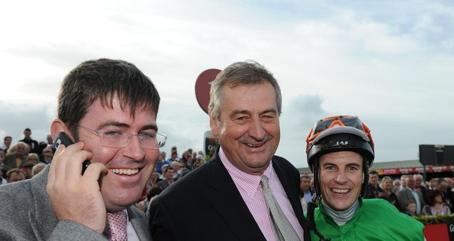 Noel Meade: Saddles two runners