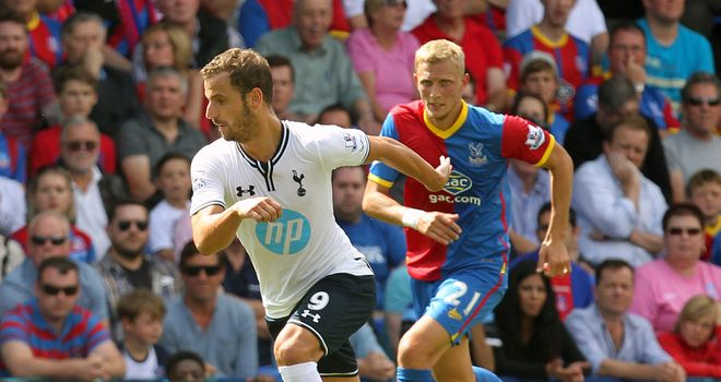 Tottenham came away with the points after a tough test at Crystal Palace