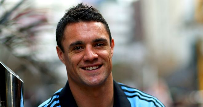 Dan Carter: Starts at fly-half against the Pumas