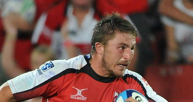 Derick Minnie: Lions flanker is only change on either side