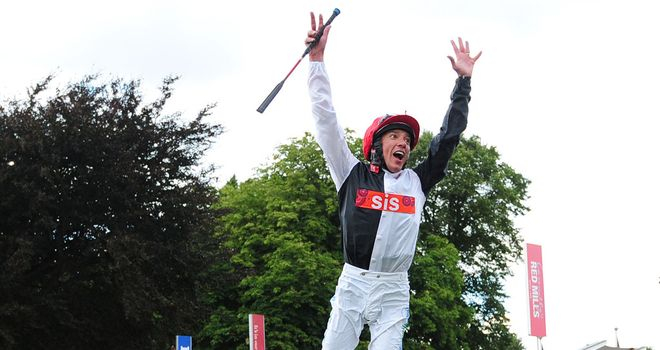 Frankie Dettori: Returns at Lingfield on Wednesday