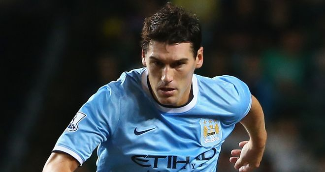 Gareth Barry: Joining Everton on loan