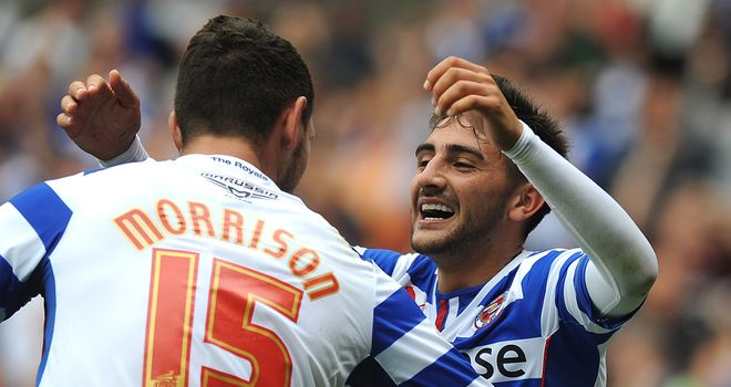 Jem Karacan: Double for Reading not enough for victory