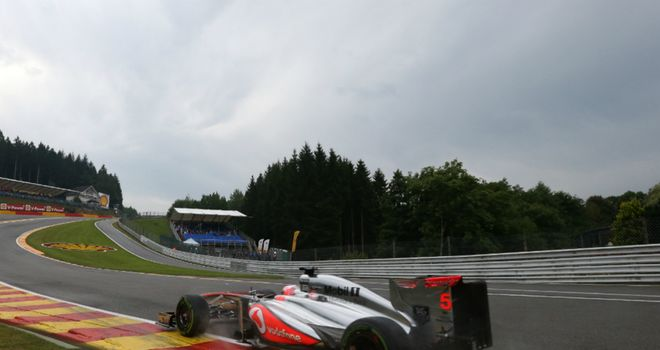 Jenson Button: Struggled on Friday afternoon