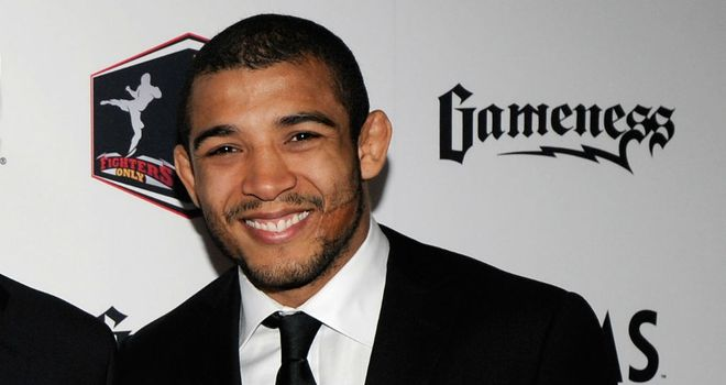 Jose Aldo: Will be defending the UFC featherweight title for the fifth time