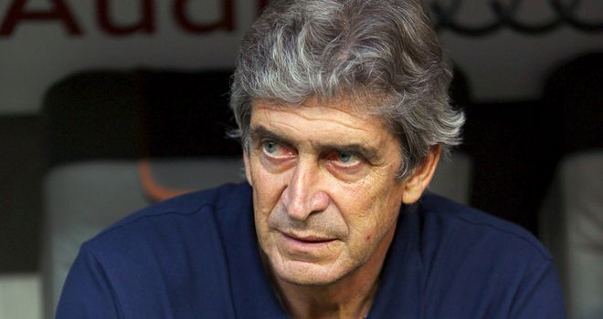 Manuel Pellegrini: Aiming for a perfect start to his Manchester City career against Newcastle on Monday