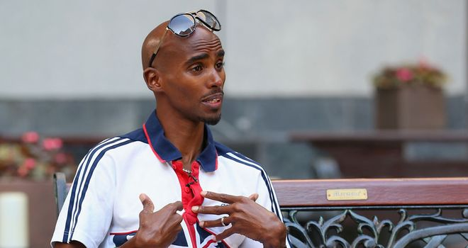 Mo Farah: Commonwealth Games not in his current race plans