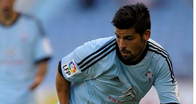 Nolito: Scored Celta Vigo's crucial goal