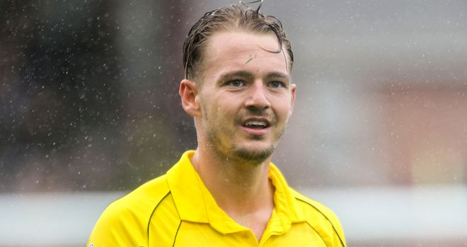 Adam McGurk: Opened the scoring for Burton