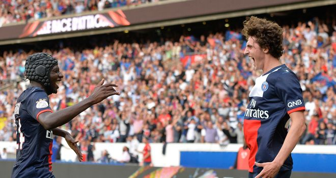 Adrien Rabiot: PSG youngster won't hang around if he isn't playing