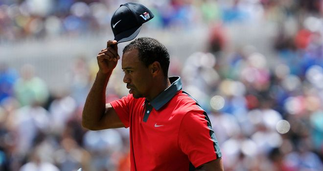 Tiger Woods: Has not won a major since 2008