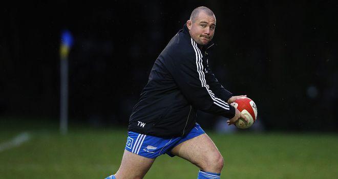 Tony Woodcock: New Zealand prop waiting to learn if he needs surgery