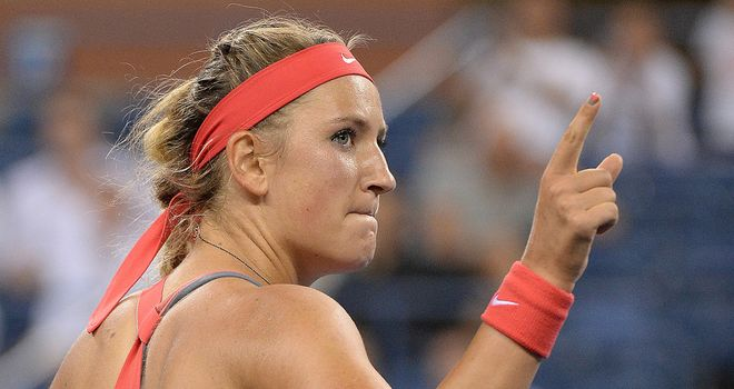 Victoria Azarenka: Faces testing fourth round clash with Ana Ivanovic
