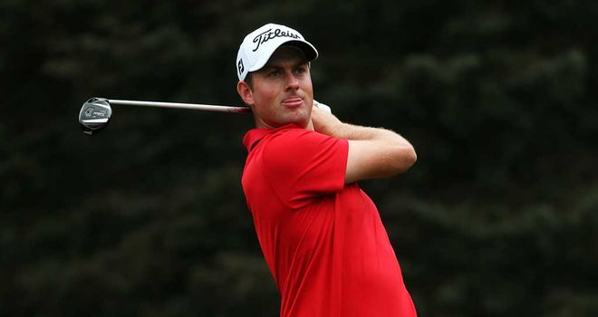 Webb Simpson: Vaulted 65 places up the leaderboard