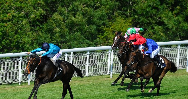 Brown Panther takes the Goodwood Cup earlier this season