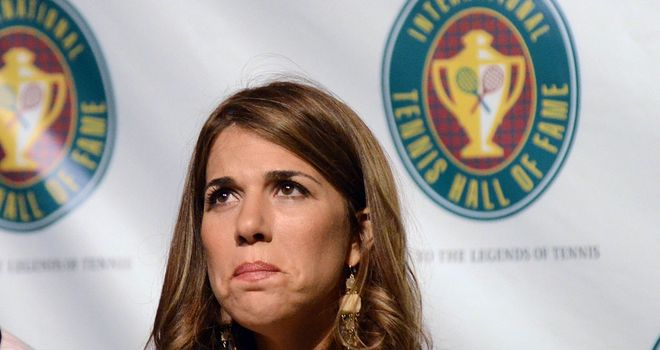 Jennifer Capriati: Former world No 1