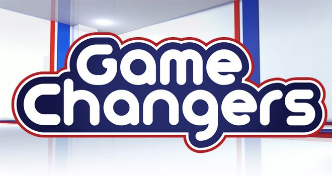 Game Changers: Every Saturday at 9am on Sky Sports 1 HD