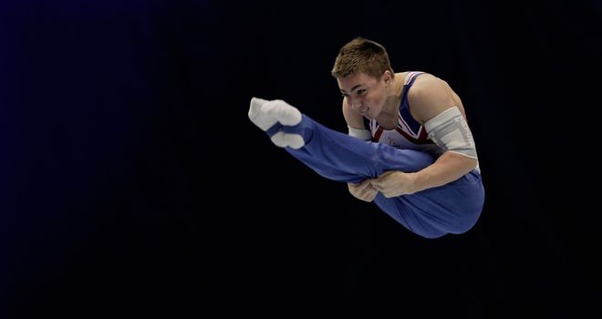 Sam Oldham: Is eyeing success as an individual all-arounder after team bronze at London 2012