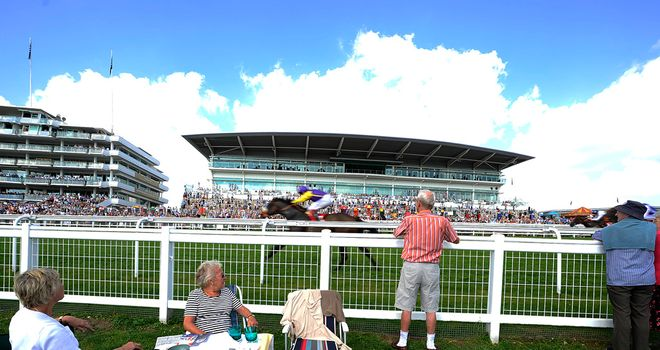 Epsom: Over 400 entries for the Derby