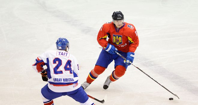Ashley Tait will captain Coventry Blaze this season