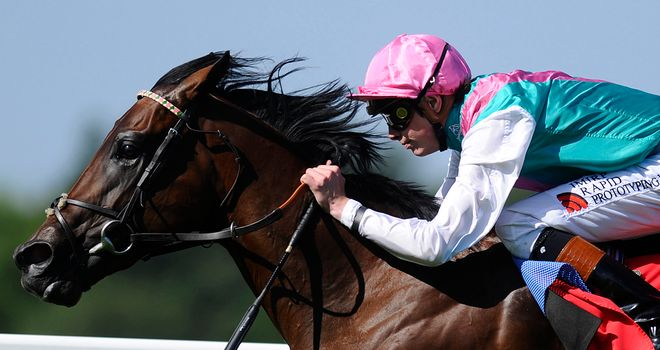 Kingman: The star name in the Lagardere field