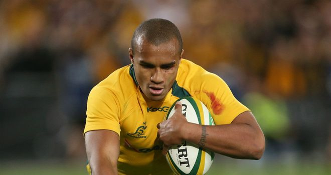 Will Genia: Loses out to Brumbies' Nic White