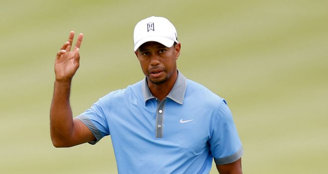 Tiger Woods: Was relaxed about prospect of breaking the 60 barrier