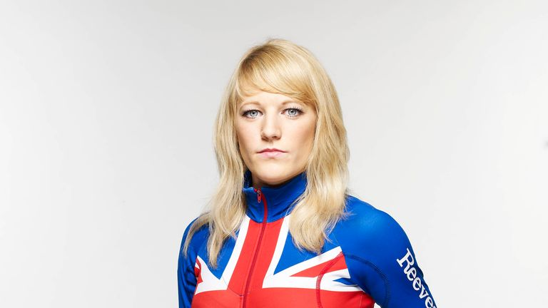 Elise Christie: Hopes to take part in her second Winter Olympics in 2014