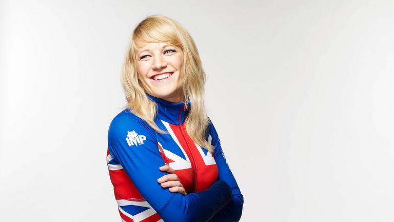 Elise was born in Livingston but moved down to Nottingham to pursue her dream of skating at the Winter Olympics