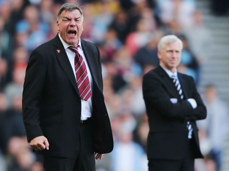 West Ham and Newcastle are both backed for wins.