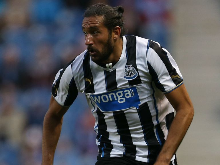Jonas Gutierrez: On loan at Norwich