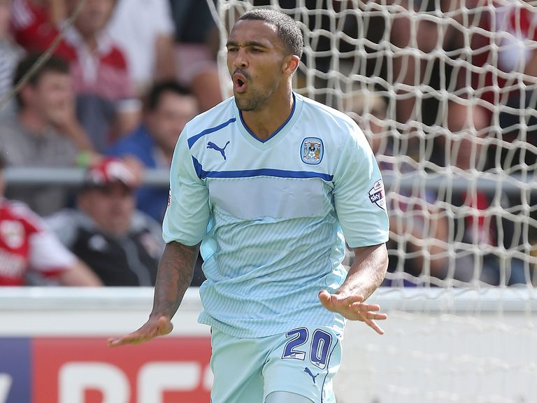 Callum Wilson: Nine goals already for Coventry
