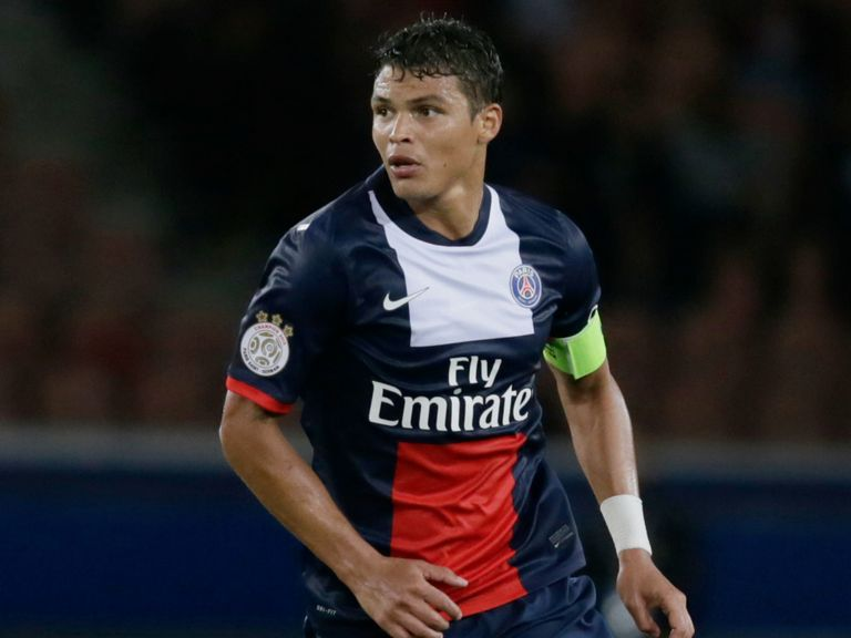 Thiago Silva: Pens a new contract at PSG