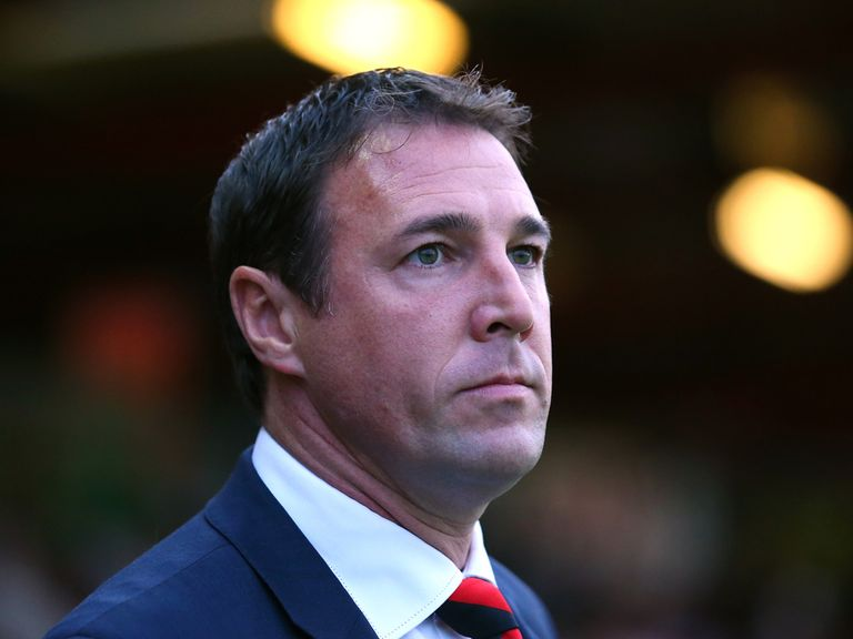 Malky Mackay: Questions about Cardiff future