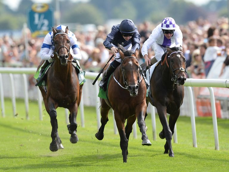 Declaration of War wins last year's Juddmonte International